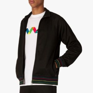 PS Paul Smith (UK Brand) Zip Track Jacket